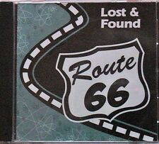 Route 66 ~ Lost and Found ~ Country ~ Bluegrass ~ CD Album ~ New