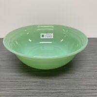 Fire King Jadite / Jadeite / Jade-ite Three Band Vegetable Bowl