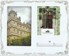 GUYANA 19 MARCH 2014 DOWNTON ABBEY M/SHEET O/S VLE BENHAM FIRST DAY COVER a