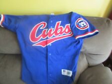 Chicago Cubs Baatting jersey size 44