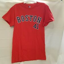 63149b163 MLB BOSTON RED ROX Chris Sale  41 Men s T-shirt
