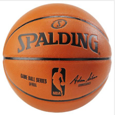 """Low-Cost Spalding NBAⓇ Indoor Outdoor Replica Game Ball Official Size 7 (29.5"""")"""