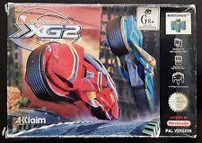 Extreme G - XG2 - Nintendo 64
