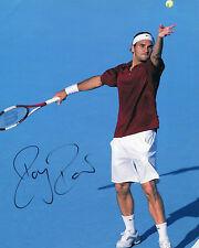Roger Federer - Wimbledon & Tennis Legend - Signed Autograph REPRINT