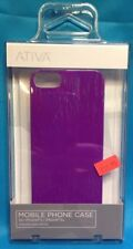New Ativa Iridescent Purple Phone Case Cover For Iphone 5 / 5S MSRP $19.99
