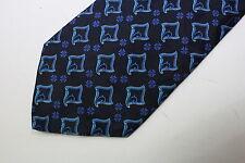 ALBERTO PIANO men's silk neck tie made in Italy