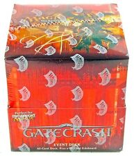 Magic Gatecrash Sealed Event Deck Box - 3 Rally & Rout + 3 Thrive & Thrash