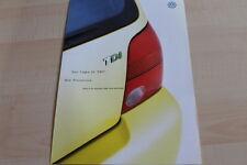 133261) VW Lupo 3L TDI - Preise & Extras - Prospekt 07/2001