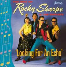 Rocky Sharpe & The Replays - Looking For An Echo: The Best Of (CDWIKD 194)