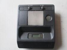 Plafoniera luci sottotetto con orologio Fiat Punto 1° serie  [7048.15]