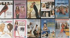 10 DVD Variety Selection - Rom Com, Romantic, Comedy, Chick Flick