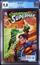 Superman (2011 3rd Series) #37 Van Sciver Variant CGC 9.8 1:50