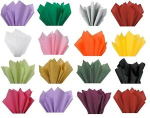 A3 A4 A5 Acid Free Tissue Paper Sheets Party Gift Wrapping Packaging Gold Silver