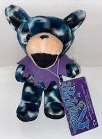 Liquid Blue RIPPLE Grateful Dead Bean Bag Plush Bear Collectible 1998 EDITION 2