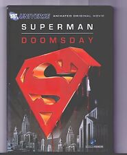 DVD - SUPERMAN DOOMSDAY - WARNER PREMIERE