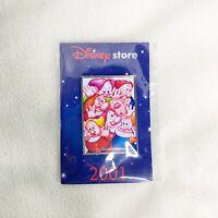 New Disney Store 2001 Seven Dwarfs Exclusive Commemorative Pin Snow White