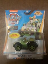 Paw Patrol Mighty Pups True Metal - Tracker! *Rare*