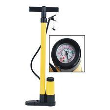 Pompa Gonfiatore Manuale Per Ruote Pneumatici Bicicletta Gonfiabili 10 Bar dfh