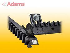 Zahnstange Kunststoff mit Stahlkern Modul4 M4 Schiebetor Antrieb //Made in Italy
