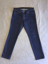 J BRAND Womens Jeans Skinny Leg Daphne Dark Wash Denim Jeans Size 28