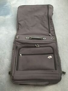 Skyway Hanging Garment Bag Luggage Fold Preowned