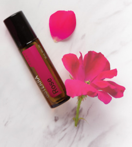 doTERRA Rose Touch 10ml Therapeutic Grade Pure Essential Oil Aromatherapy