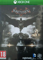 Batman: Arkham Knight (Microsoft Xbox One, 2015) CHEAP PRICE AND FREE POSTAGE