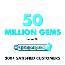 Pet Simulator X - 50 Million Gems - Roblox (Cheapest + Quick Delivery!)