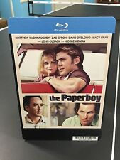 "Movie Backer Card ""The Paperboy"" Bluray (Not the Movie) *Mini Poster*"