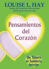 Pensamientos del Corazon: Un Tesoro de Sabiduria Interior = Heart Thoughts (Pape