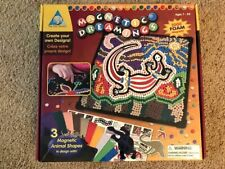 Magnetic Designer Set with 2000 Foam Magnets to Design Own Creation