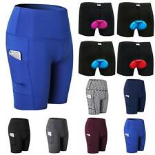 Mens Cycling Bottom Shorts Pants Underwear Cycling Bicycle Bike Sports Fitness