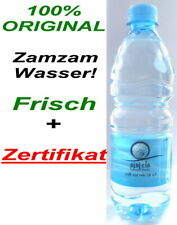 100% Original Zamzam Wasser aus Mekka Zam Zam Brunnen *Islam Muslim Hijab Abaya*