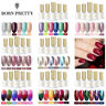 6 pcs/set UV Nagel Gel-Lacke Rose Gold Nail Gel Varnish  BORN PRETTY