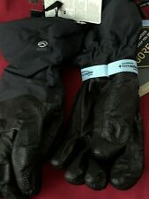 Black North Face Vengeance Gore Active Primaloft Gloves for Extreme Cold Size XL