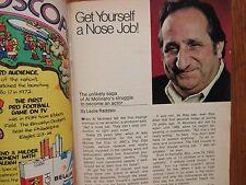 Sept.1-1973 TV Guide(AL MOLINARO/THE ODD COUPLE/DEIRDRE LENIHAN/NEEDLES AND PINS