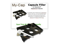 My-Cap's Capsule Filler for Nespresso® OriginalLine Brewers