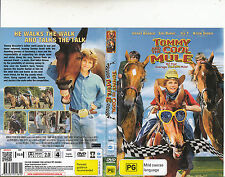 Tommy And The Cool Mule-2009-Grant Barker-Movie-DVD