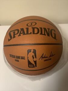 "Spalding Official NBA Game Basketball Authentic 29.5"" - NBA Game Ball"