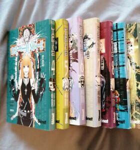 Tomos Manga DEATH NOTE (4-9)