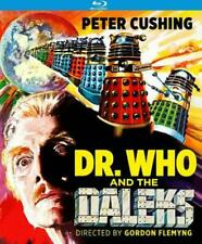 DOCTOR WHO AND THE DALEKS NEW BLU-RAY DISC