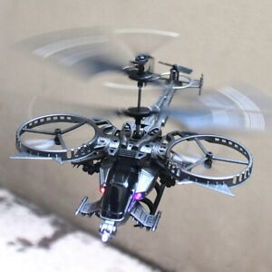 RC Avatar Helicopter 3.5 Channels 2.4G RC Quadcopter Drone Electric Aircraft Toy