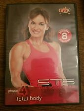 Cathe Friedrich's Sts Series Exercise Dvd: Phase 4 Total Body