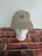 US Army Deputy Cheif of State G1 ASa Khaki Cap Hat One Size
