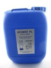 KP-DENT PL® 5000 ml Wasseraufbereitungsmittel für Dentaleinheit Zahnarztstuhl