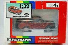 1:32 Britains 9480 LAND ROVER DISCOVERY Vehicle Metallic Color Made in England