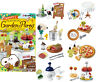 Re-ment SNOOPY's Garden Party BOX Full set 8 packs Japan