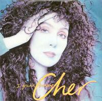 """CHER ~ I Found Someone ~ Original 1987 UK PROMO 2-track 7"""" vinyl single in p/slv"""