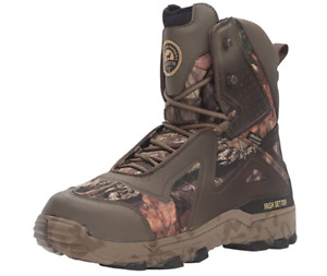 Irish Setter Vaprtrek 826 LS 800 Gram Hunting Mossy Oak Break Up Size 9.5 D