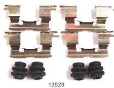 Better Brake Parts 13520 Front Disc Brake Hardware Kit